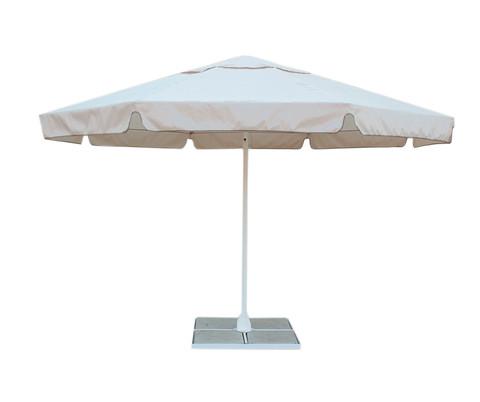 Зонт круглый 4 м стальной каркас