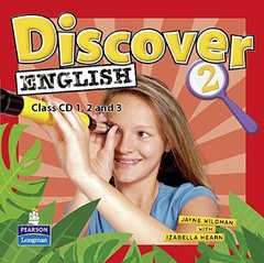 Discover English 2 Class Audio CD !! **