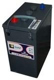 Тяговый аккумулятор SIAP 3 GEL 250 ( 6В 250Ач / 6V 250Ah ) - фотография