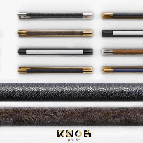 Ручка скоба N23 Premium Leather