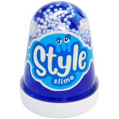 Slaym  Lori Style Slime 130ml Göy tutti qoxusu ilə