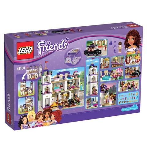 LEGO Friends: Гранд-отель 41101 — Heartlake Grand Hotel — Лего Френдз Друзья Подружки