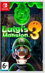 Luigi's Mansion 3 (Nintendo Switch, английская версия)