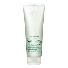 Wella Professional Invigo NutriCurls Cleansing Conditioner for Waves & Curls - Очищающий бальзам для вьющихся и кудрявых волос
