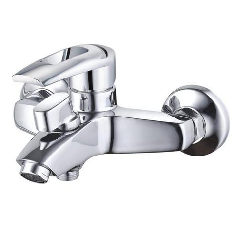 Смеситель для ванной однорычажный Zegor SWF3-A113 с литым изливом