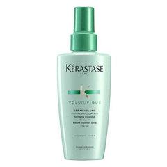 Спрей для придания объема и фиксации тонких волос Kerastase Resistance Volumifique Volume Expansion Spray