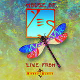 Yes ‎/ House Of Yes - Live From House Of Blues (RU)(2CD)