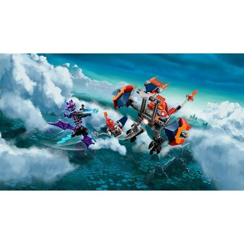 LEGO Nexo Knights: Дракон Мэйси 70361 — Macy's Bot Drop Dragon — Лего Нексо Рыцари