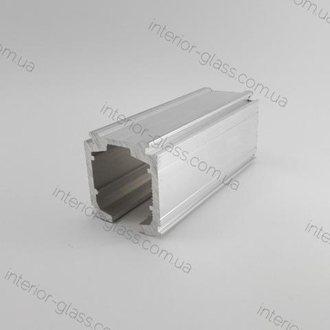 Рельс алюминиевый ST-203 для раздвижной системы