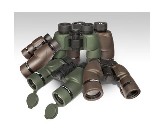 Бинокль Sturman 8x36 коричневый - фото 4