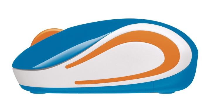 LOGITECH M187 Wireless Mini Blue