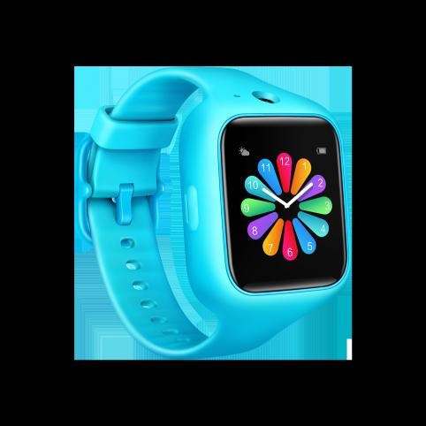 Детские смарт-часы Xiaomi Mi Bunny Children Watch 3 (4G) Blue