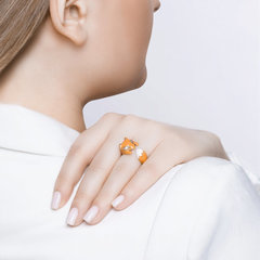 93010511- Кольцо обнимашка