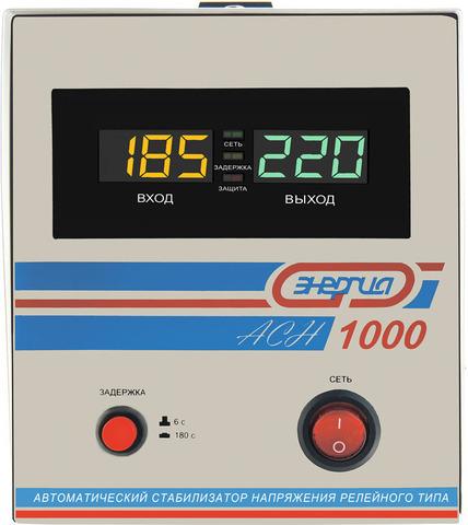 Стабилизатор напряжения Энергия ACH 1000