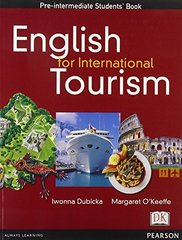 Eng for International Tourism Pre-Int CB