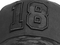 Бейсболка №18