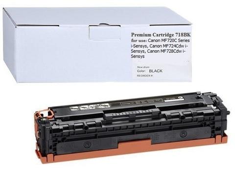 Картридж Premium Cartridge 718BK