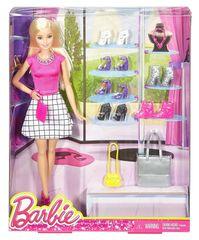 Набор кукол Барби Модная обувь