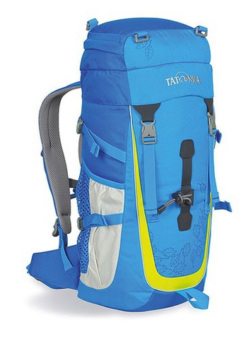 Картинка рюкзак туристический Tatonka Baloo Bright Blue