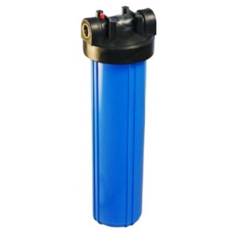 Корпус фильтра B890-BK12PR-BN (колба SL20, синяя, вход 1/2