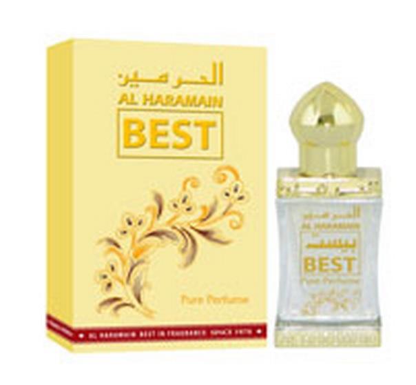 Al Haramain Best Аль Харамайн Лучший 12 мл арабские масляные духи от Аль Харамайн Al Haramain Perfumes