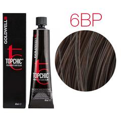 Goldwell Topchic 6BP (жемчужный светлый шоколад) - Cтойкая крем краска
