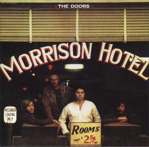 Виниловая пластинка. The Doors 