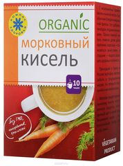 Кисель морковный, 150г
