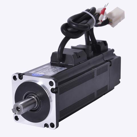 Серводвигатель Servoline 60SPSM22-40130EBK (0.4 кВт, 3000 об/мин)