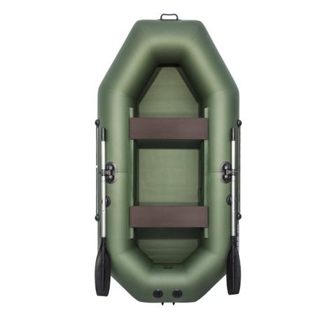 Лодка ПВХ АКВА-МАСТЕР 240 зеленый
