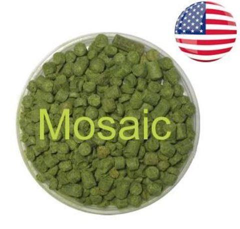 Хмель Мозаик (Mosaic) α-12,4%