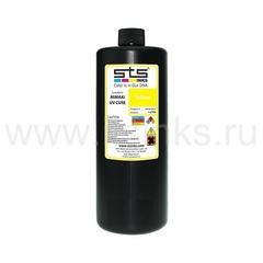 УФ - чернила STS для Roland ECO - UV Yellow 1000 мл