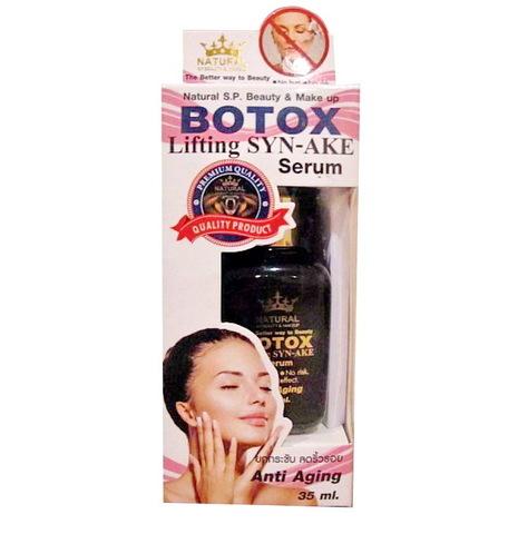 Сыворотка BOTOX с пептидом SYN-AKE, 35мл