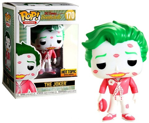 DC Bombshells Joker (Special Edition) Funko Pop! || Джокер