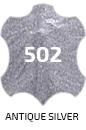 Краска для текстиля и ткани 502 Краситель SNEAKERS PAINT, стекло, 25мл. (подстарело-серебряный) 502_1_.jpg