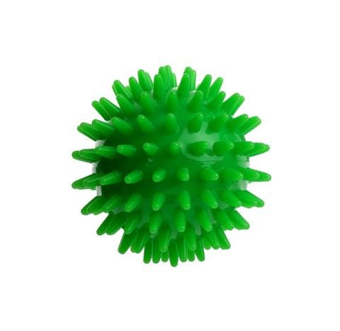 Массажный шарик Ежик , d=7 см, цвета в ассортименте