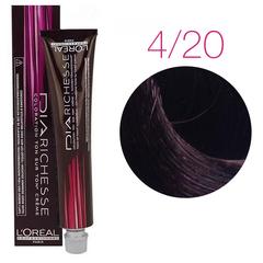 L'Oreal Professionnel Dia Richesse 4.20 (Сливовый) - Краска для волос