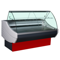 Холодильная витрина SIGMA BASIC 1900M (1910х1090х1230, 7,37 кВт.ч./сут)  °С+1...+8
