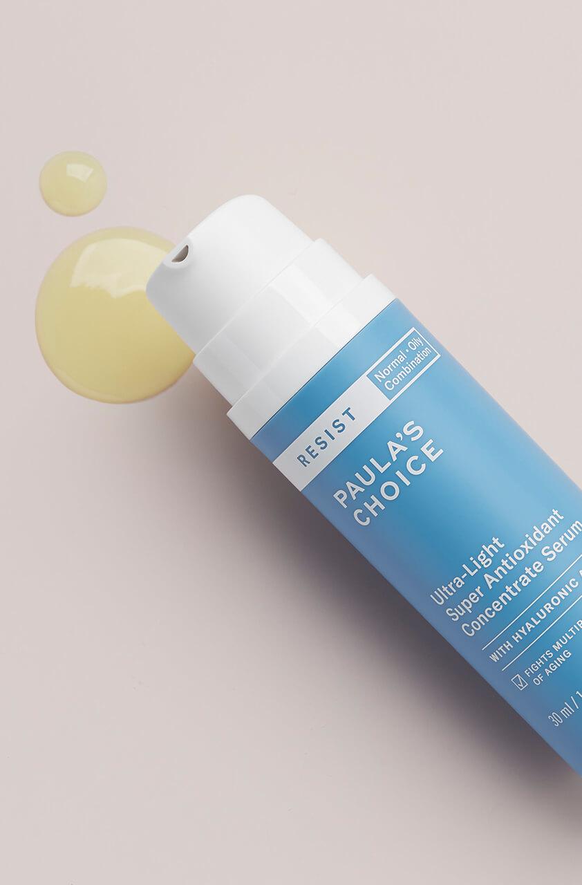 Сыворотка Paula 's Choice  RESIST Ultra Light Super Antioxidant Serum 30 мл