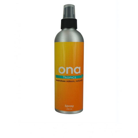 НЕЙТРАЛИЗАТОР ЗАПАХА ONA SPRAY 250 ML TROPICS
