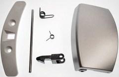Ручка люка (ремкомплект) для стиральной машины AEG, Electrolux, Zanussi 50289057007, 4055085551, 50293598004