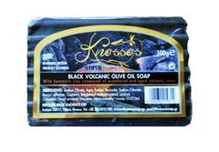 Оливковое мыло с вулканическим пеплом массажное Knossos 100 гр