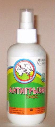 Химола Антигрызин 150мл*36