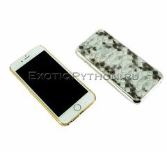 Чехол для iPhone6 из кожи питона AC-33