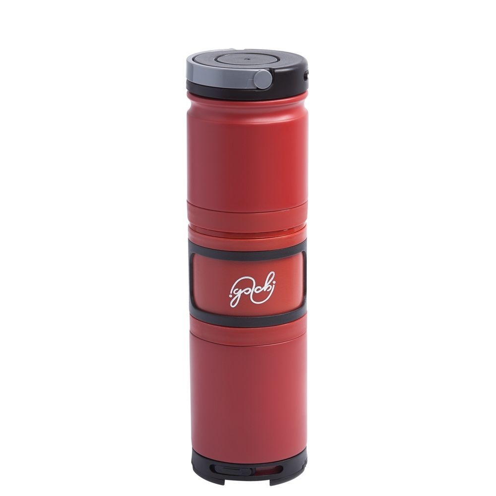 Golchi 2-in-1 Bottle, classic red
