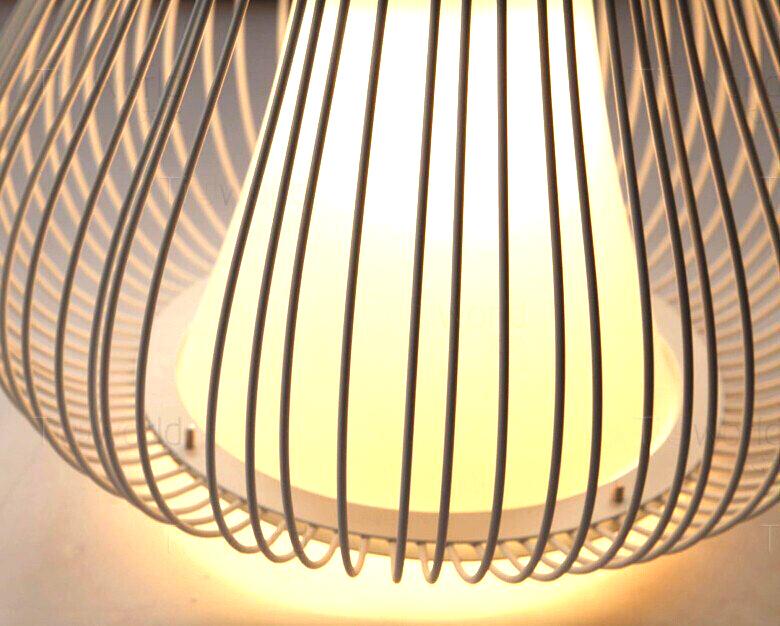 Подвесной светильник копия Chasen S2 by Flos (белый)