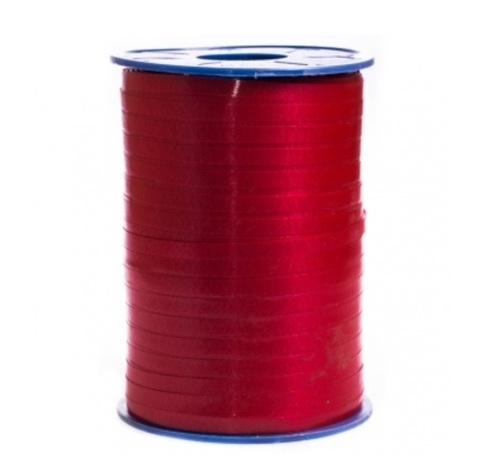 Лента America полипроп. (размер:5мм х 500 м), цвет: красный