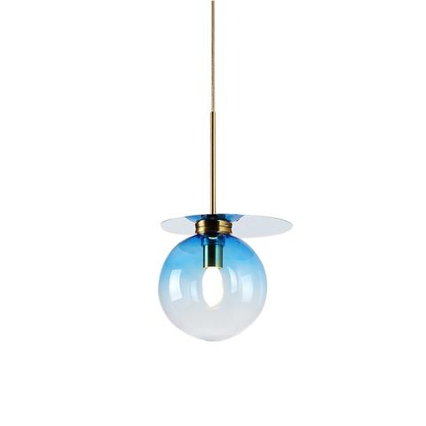 Подвесной светильник копия Ubma by Bomma (синий)