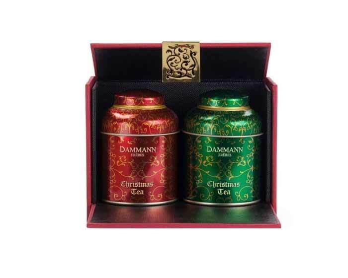 Набор чая Dammann Noel vert, Рождество