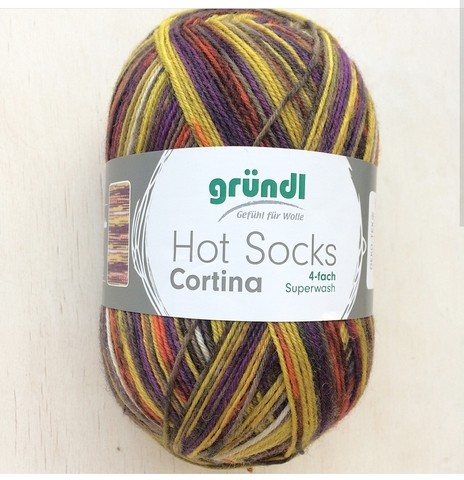 Gruendl Hot Socks Cortina